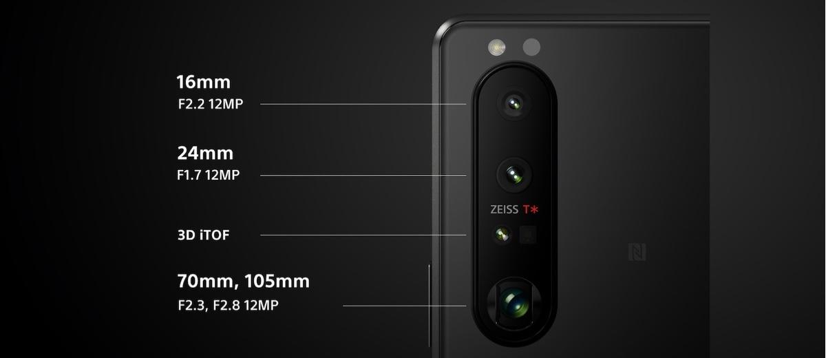Xperia 1 III Camera Lens