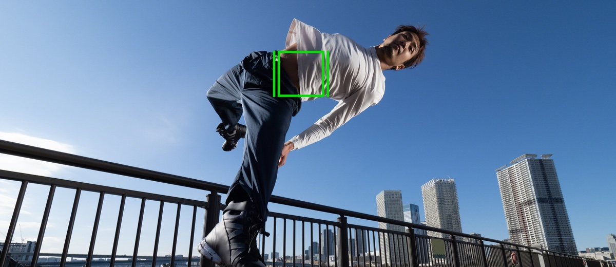 Xperia 1 III Real-Time Tracking